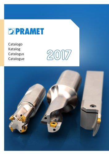 Pramet 2017 Catalogo