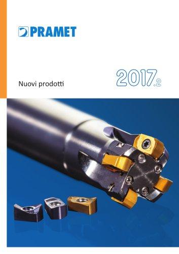 Pramet nuovi prodotti 2017.2