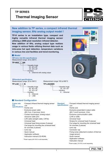 Thermal Imaging Sensor