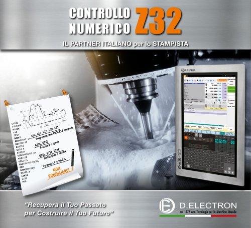 Controllo Numerico Z32