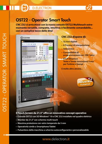 OST22 - Operator Smart Touch