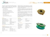 Absolute Position Rotary Electric Encoder - DS-40 Data Sheet