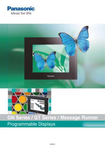 GN Series / GT Series / Message Runner