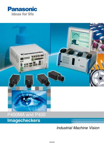 Imagechecker P400XD