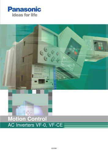 VF-0 series: the economical inverter