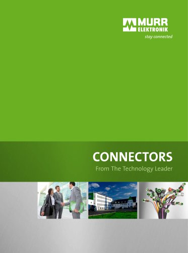 Connectors from the technology leader