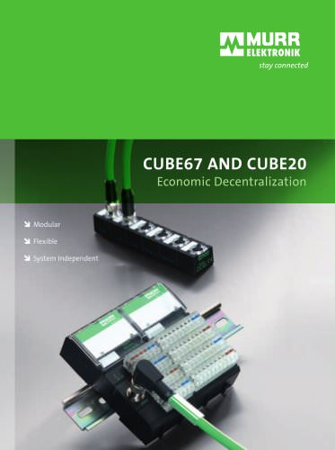 Cube67 and Cube20