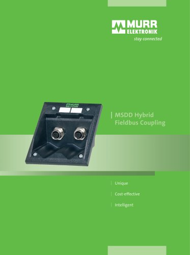 Hybrid Fieldbus Coupling