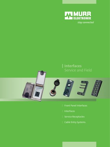 Interfaces: Service and Field