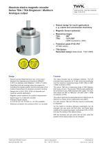 Rotary encoder TBA42