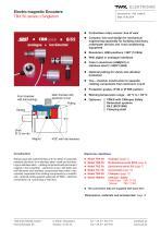 Rotary encoder TBA50