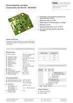 Rotary encoder TKA60