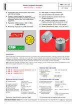 Rotary encoder TMN42
