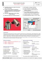 Rotary encoder TMN50