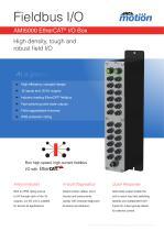 AMI5000 EtherCAT I/O Box