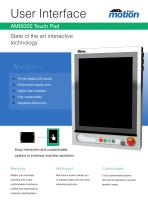 AMI5000 Touch Pad