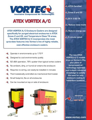 Atex VORTEX A/C
