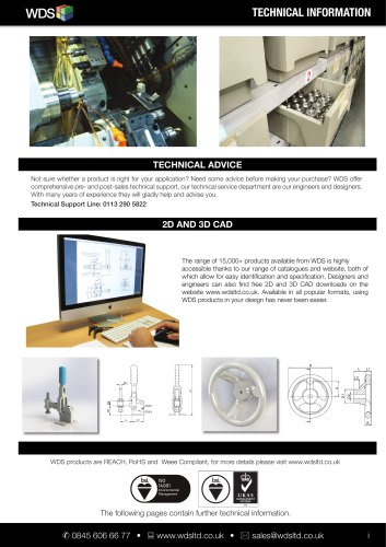 WDS Technical Specification & Information