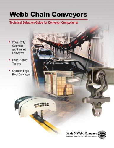 chain conveyor parts catalog.