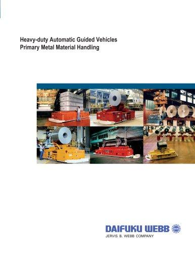 Primary Metals AGVs