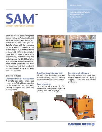SAM System Automation Manager