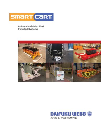 SmartCart Installed Systems