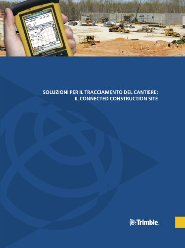 Construction Positioning Solutions Brochure - Italian