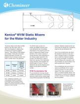 Kenics WVM Bulletin