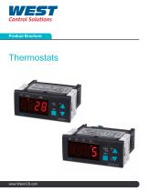 CAL Thermostats Brochure