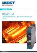 MAXVU Rail Rail Controller/Transmitter