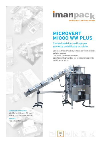 MICROVERT M1000 WW PLUS