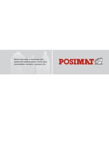 Posimat bottle unscramblers company presentation