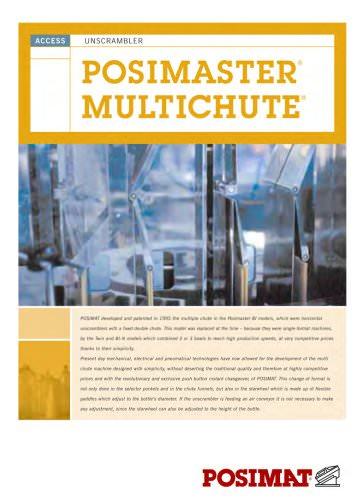 UNSCRAMBLERS Multichute
