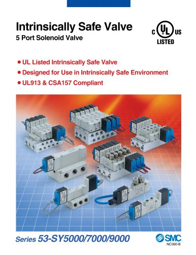 Intrinsically safe Valve