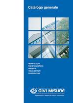 Givi Misure - Catalogo Generale - 1