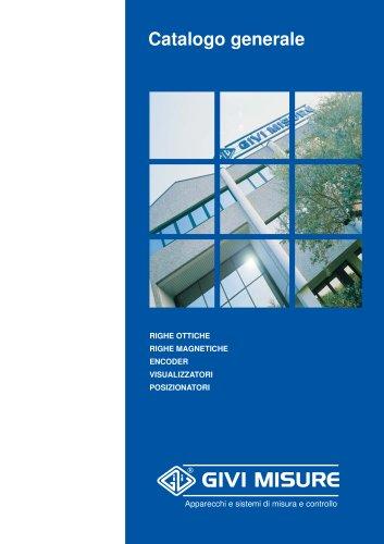 Givi Misure - Catalogo Generale