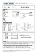 REMOTE BOARD RB900 - 2