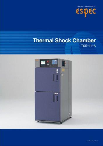 Compact Type Thermal Shock Chamber (TSE-11-A)