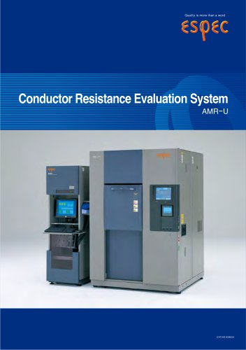 Conductor Resistance Evaluation System(AMR-U) RS-485 compatible