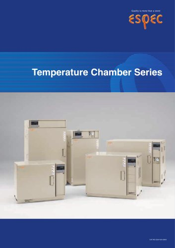 Industrial Ovens Temperature Chamber Series