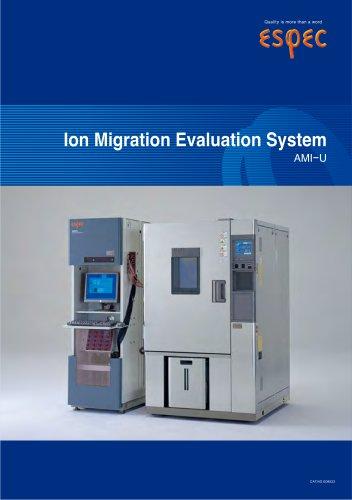 Ion Migration Evaluation System(AMI-U) RS-485 compatible