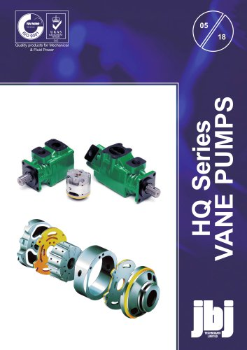 HQ series vane pumps