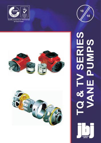 TQ and TV Series  VANE PUMPS