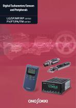 Digital Tachometer Brochure