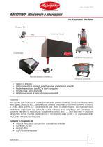 ADP120160- Marcatrice a micropunti