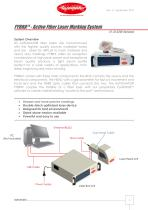 FYBRA II - Active Fiber Laser Marking System