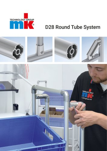 D28 Round Tube System