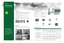 VFO Series Dust Collection System