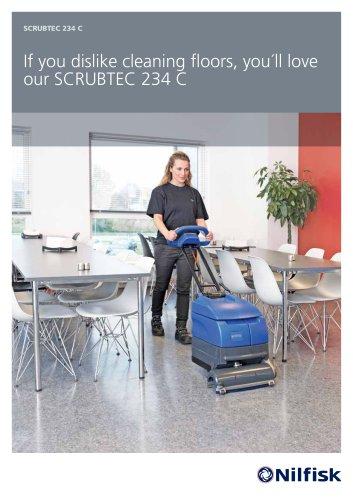 SCRUBTEC 234 C
