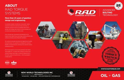 RAD Oil Brochure